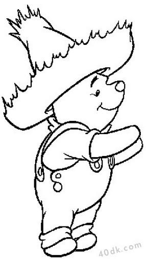 Walt Disney Boyama Sayfaları 01