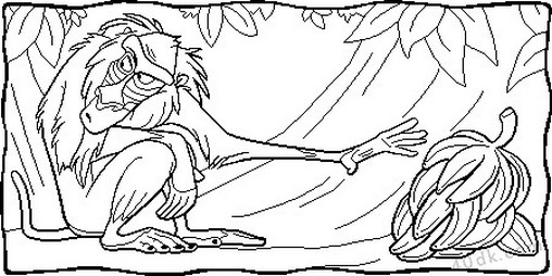 aslan kral boyama sayfası (63)