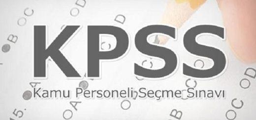 KPSS Başvuruları Başlıyor