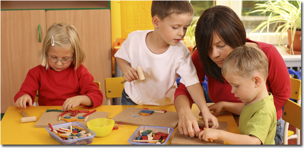 Finlandiya'da Okul Öncesi Eğitim