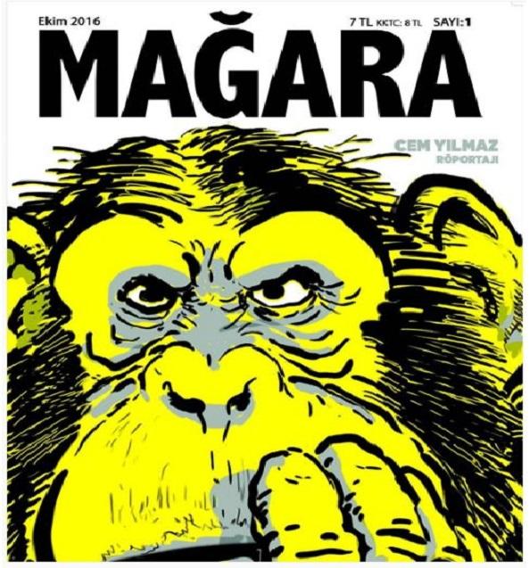 mağara dergisi
