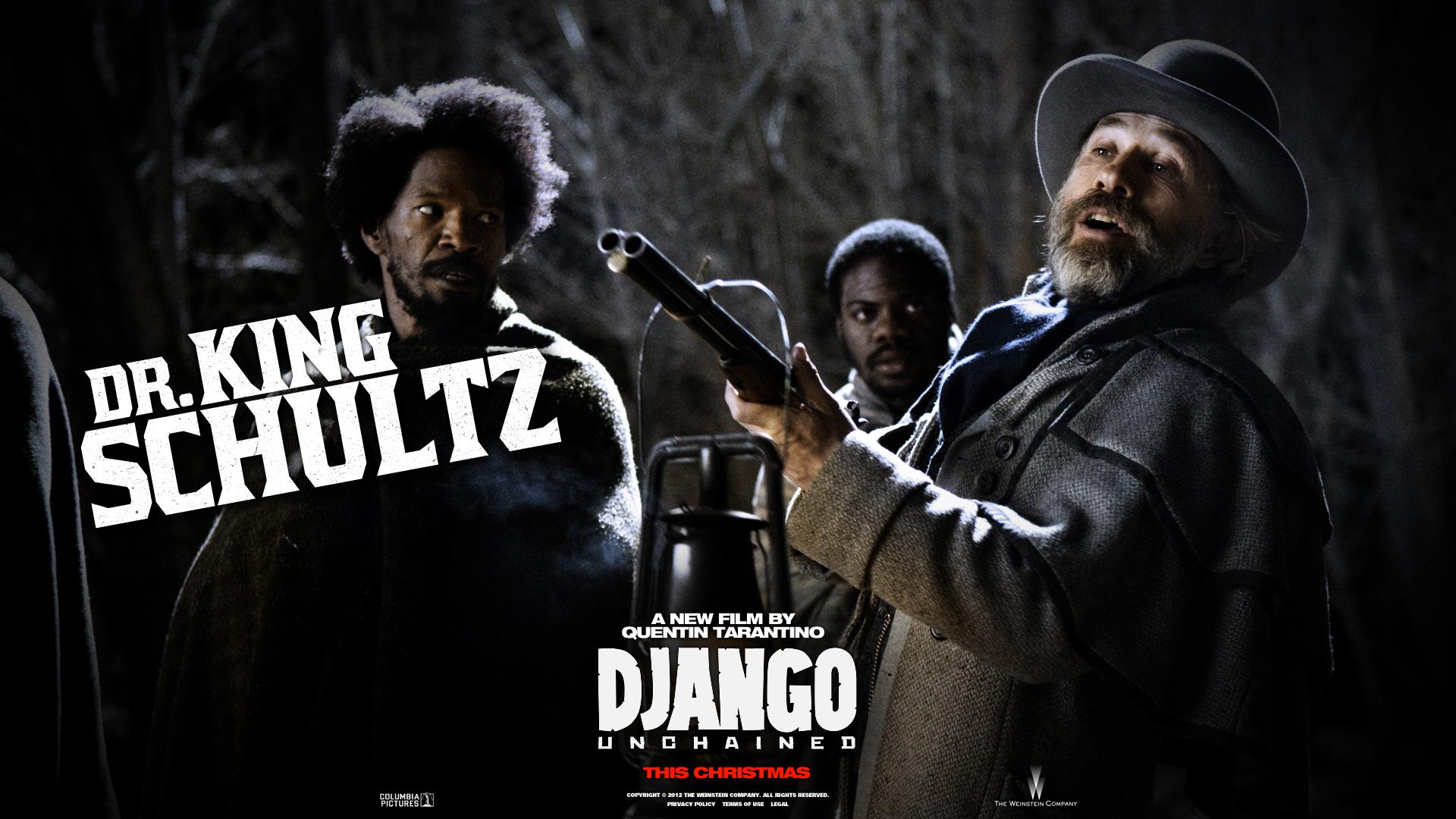 django unchained zincirsiz