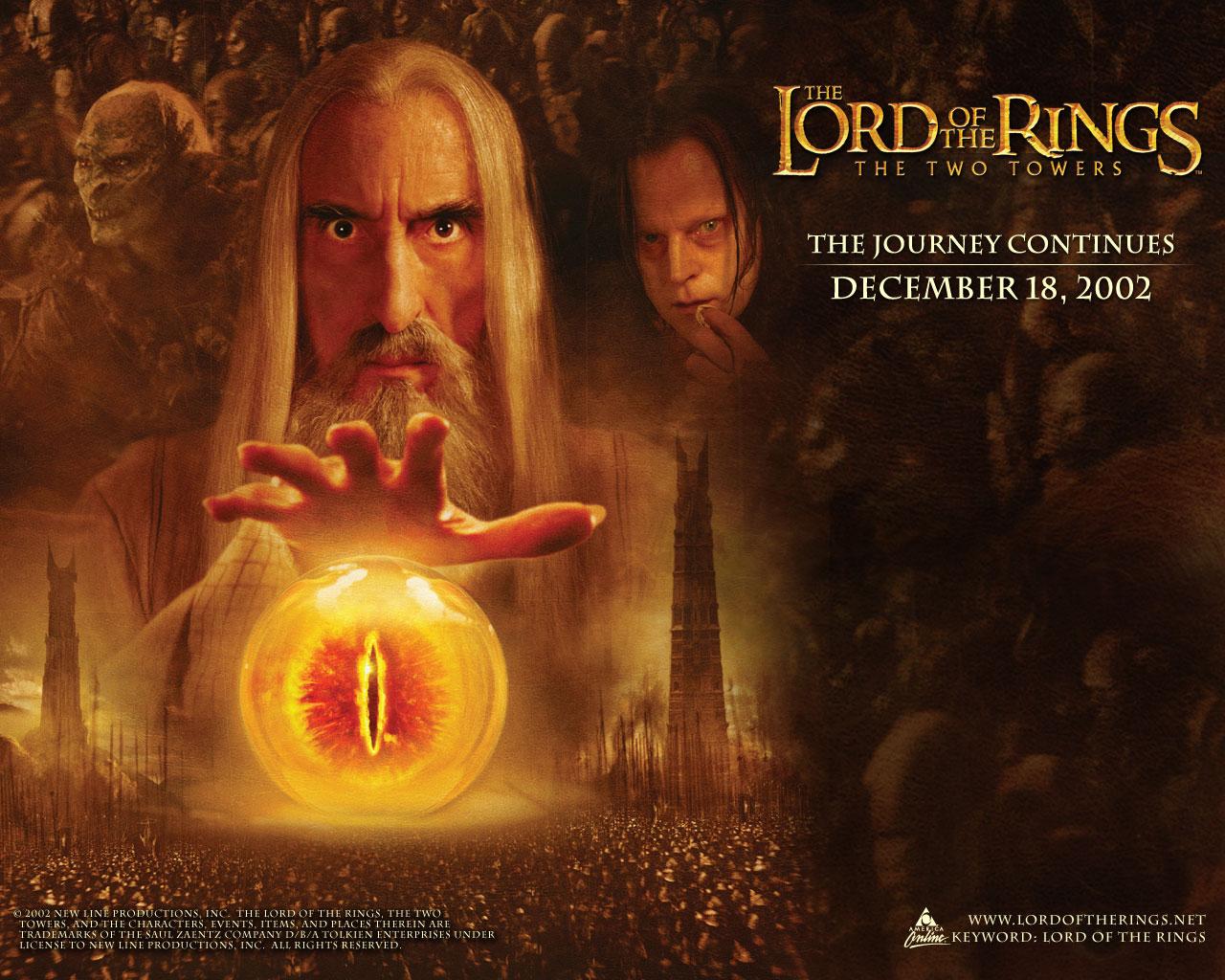 Saruman ve Grima Solucandil