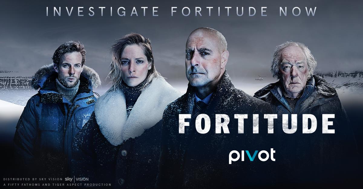 Fortitude yabancı dizi