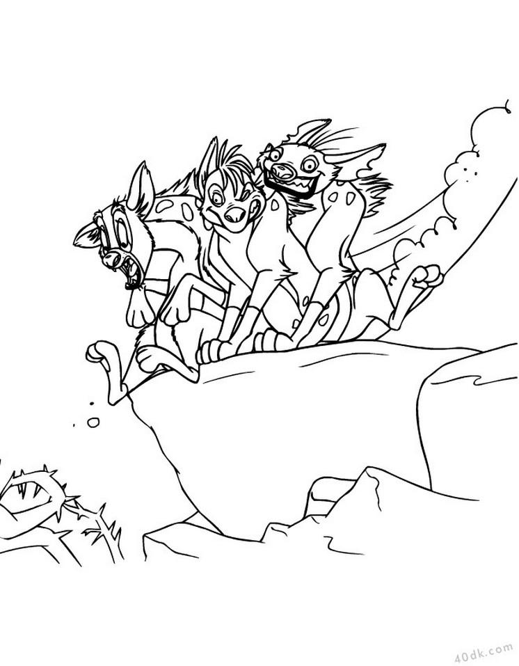 aslan kral boyama sayfası (23)