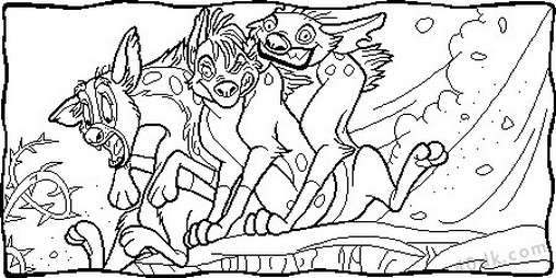 aslan kral boyama sayfası (50)