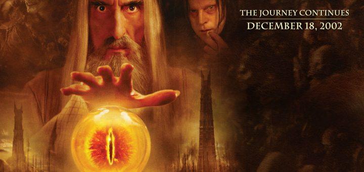 Yüzüklerin Efendisi İki Kule filmi