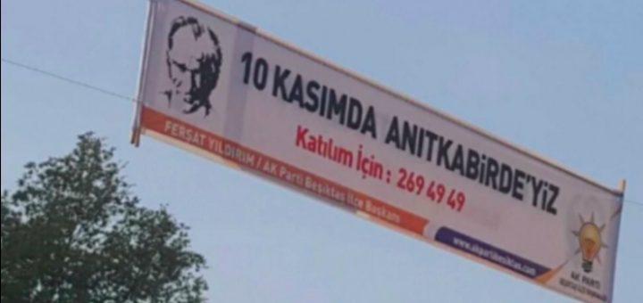 AKP'nin Atatürk sevdalısı olması