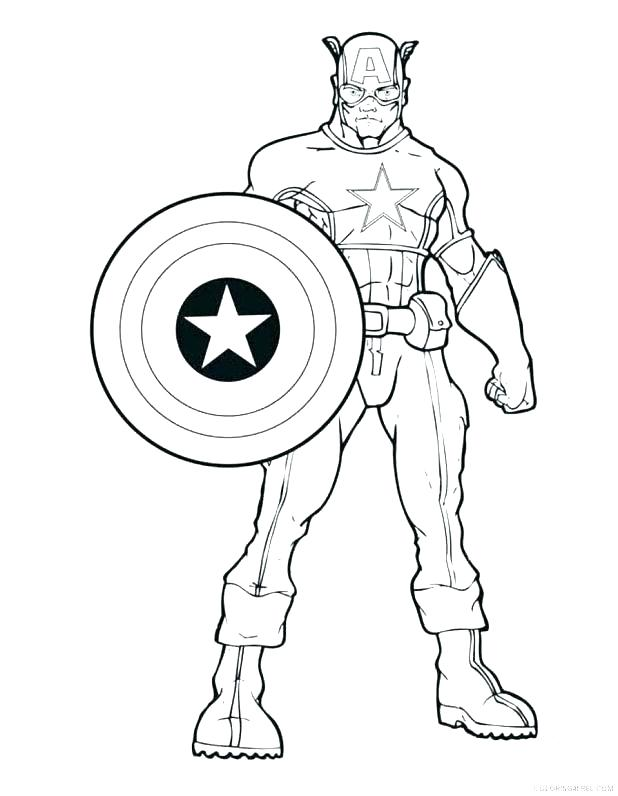 Marvel Avengers Boyama Sayfasi 54 Adet